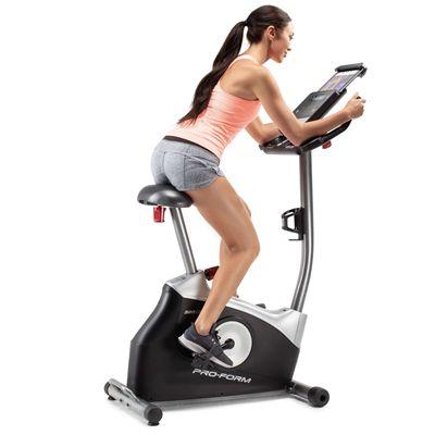 ProForm 320 CSX Exercise Bike - In Use