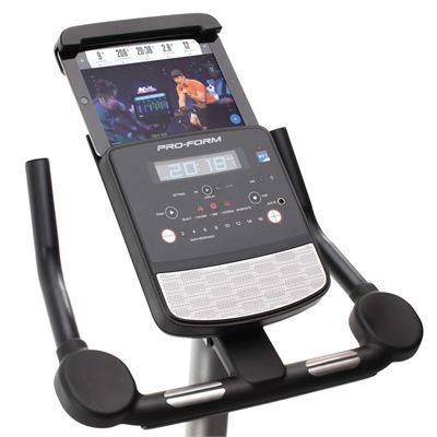 ProForm 320 CSX Exercise Bike - Tablet