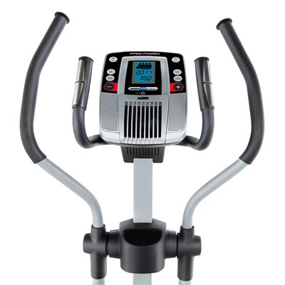 ProForm 320 ZLE Elliptical Console