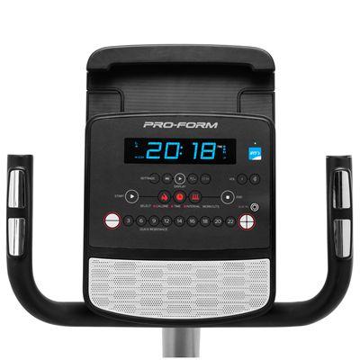 ProForm 325 CSX+ Recumbent Exercise Bike - Console