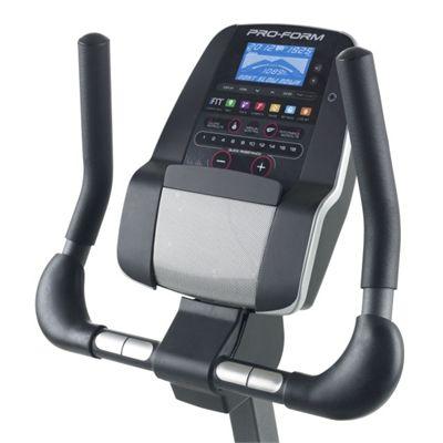 ProForm 345 ZLX Exercise Bike console