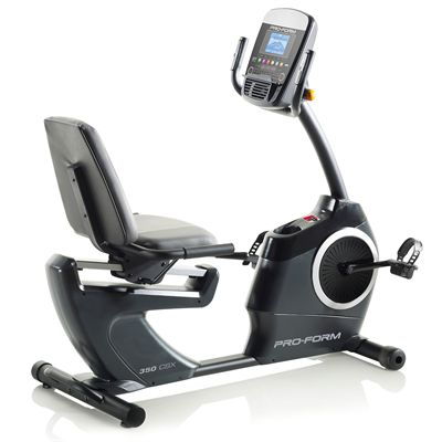 ProForm 350 CSX Recumbent Exercise Bike
