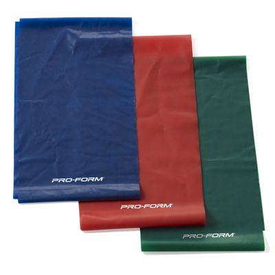 ProForm 3 Resistance Bands Kit