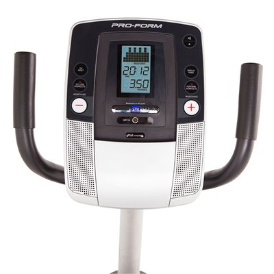 ProForm 425 ZLX Exercise Cycle Console