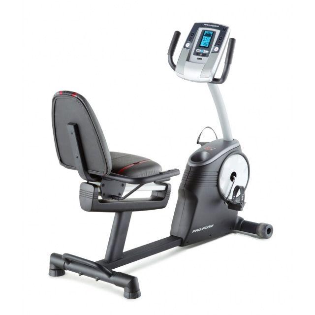 ProForm 425 ZLX Recumbent Exercise Bike