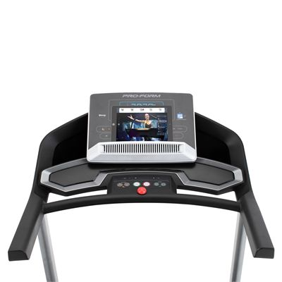 ProForm 505 CST Treadmill 2021 - Console