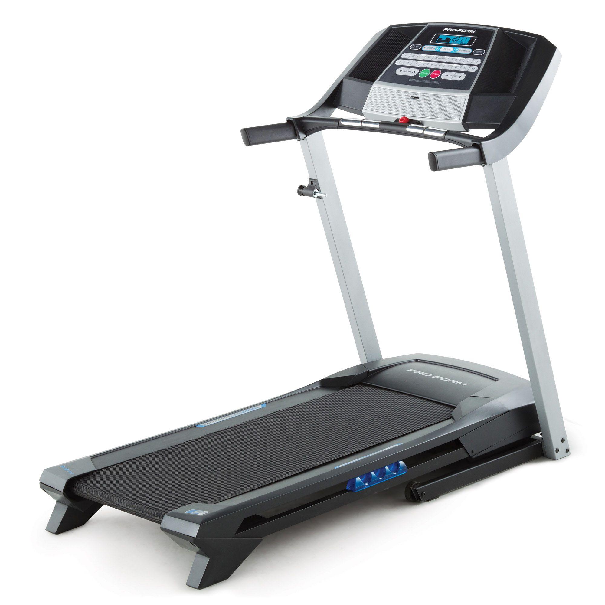 ProForm 520 ZLT Treadmill