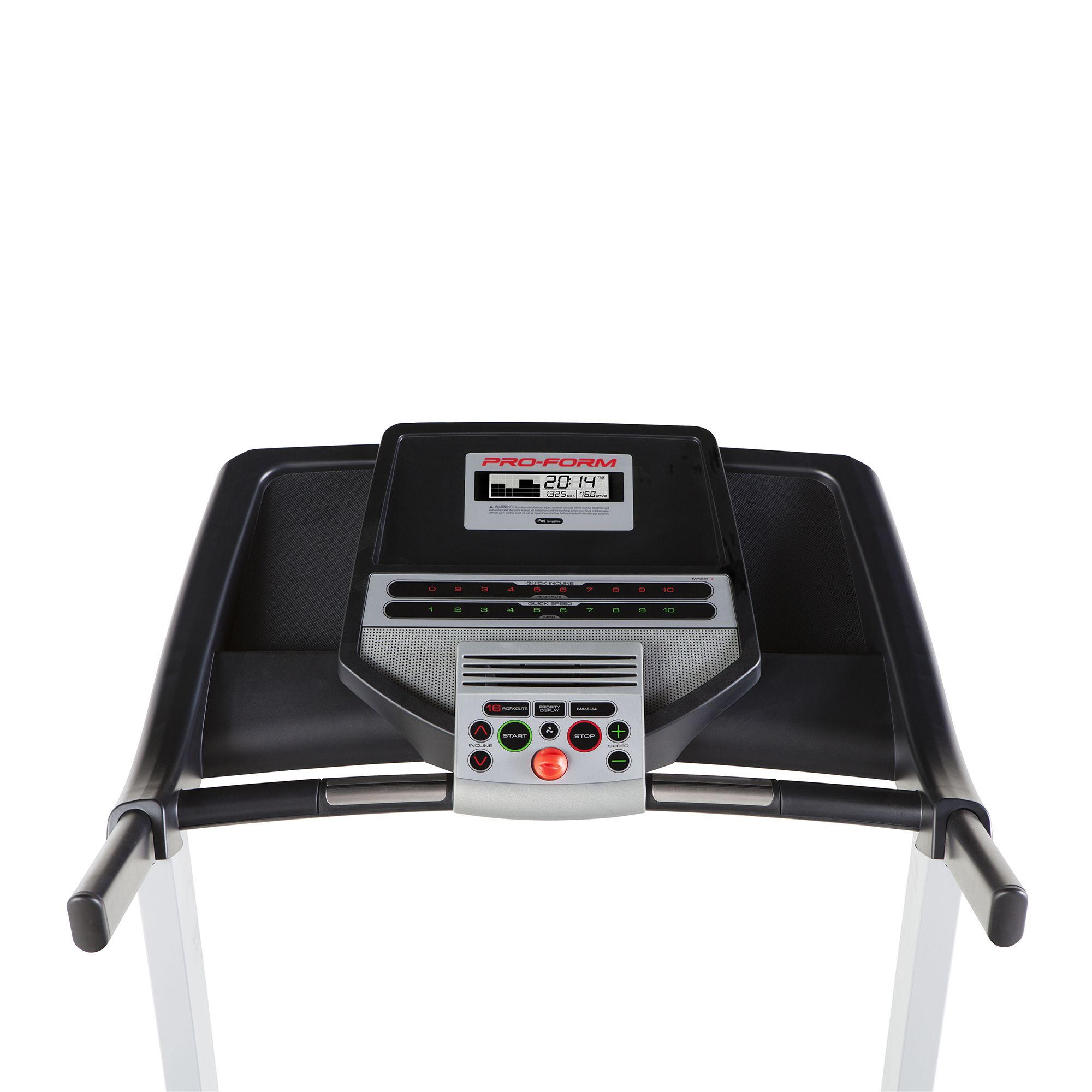Icon Proform Power 795 Treadmill: ProForm 530 ZLT Treadmill
