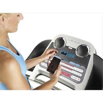 ProForm 620 ZLT Treadmill - Console