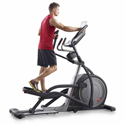 ProForm 7.0 Elliptical Cross Trainer - In Use