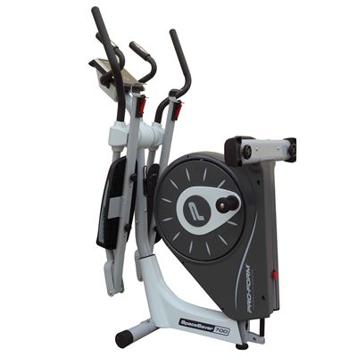 ProForm 700 Folding Elliptical Cross Trainer folded