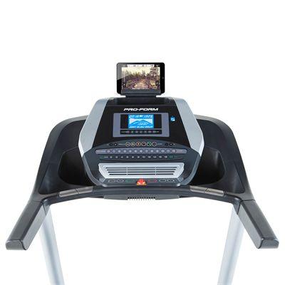 ProForm 705 CST Treadmill - Console