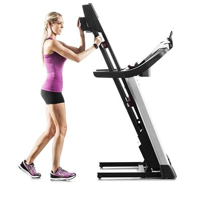 ProForm 705 CST Treadmill - Folded