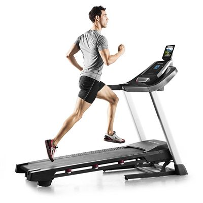 ProForm 705 CST Treadmill - In Use