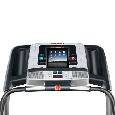 ProForm 710 ZLT Treadmill - iPad