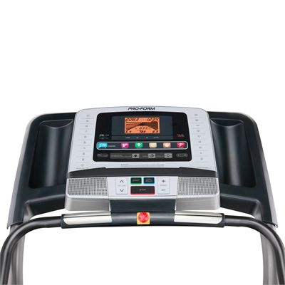 ProForm 710 ZLT Treadmill - Console