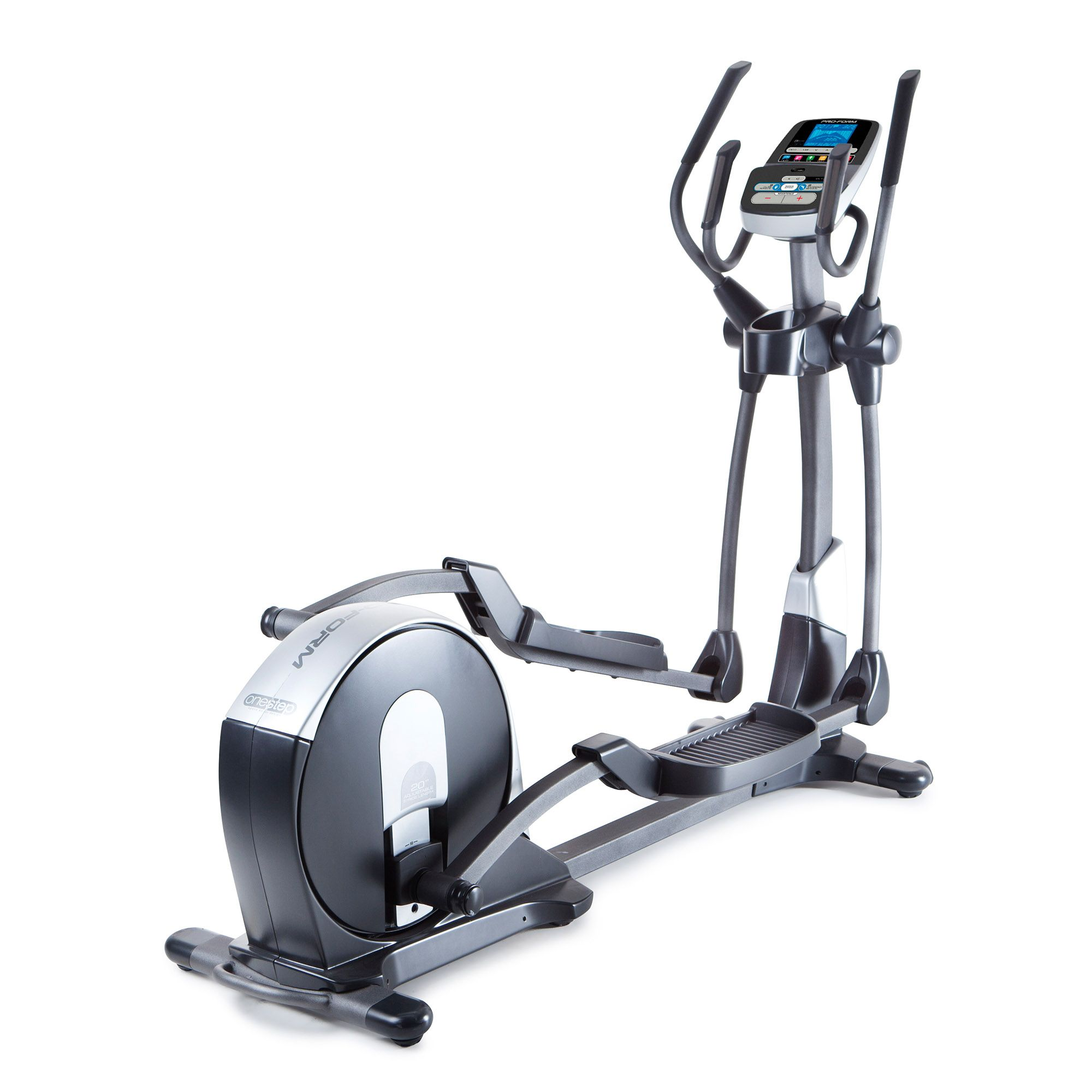 ProForm 720 ZLE Elliptical Cross Trainer - Sweatband.com