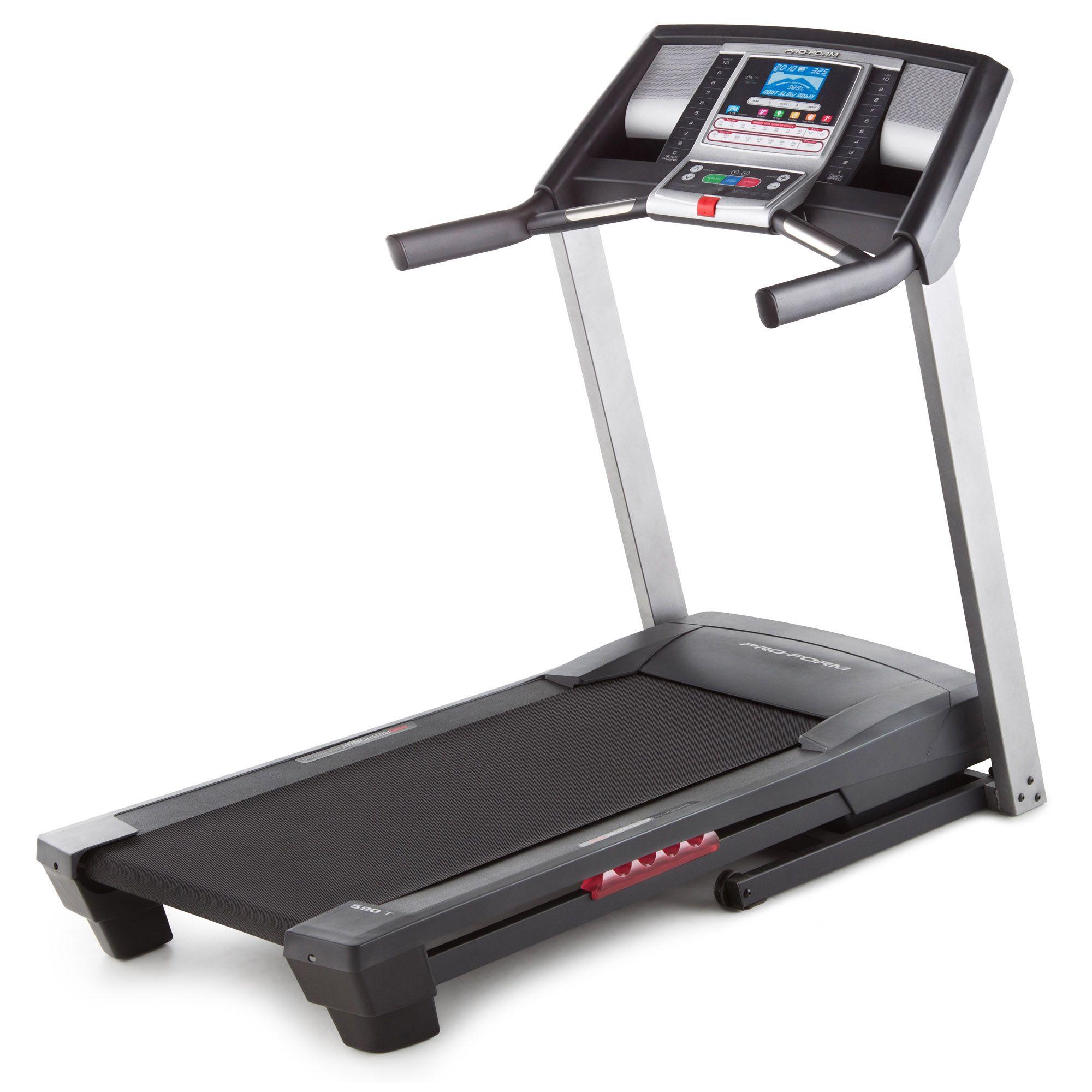 Proform Treadmill Keeps Stopping: Folding Treadmill: Proform Quickstart 5.0 Folding