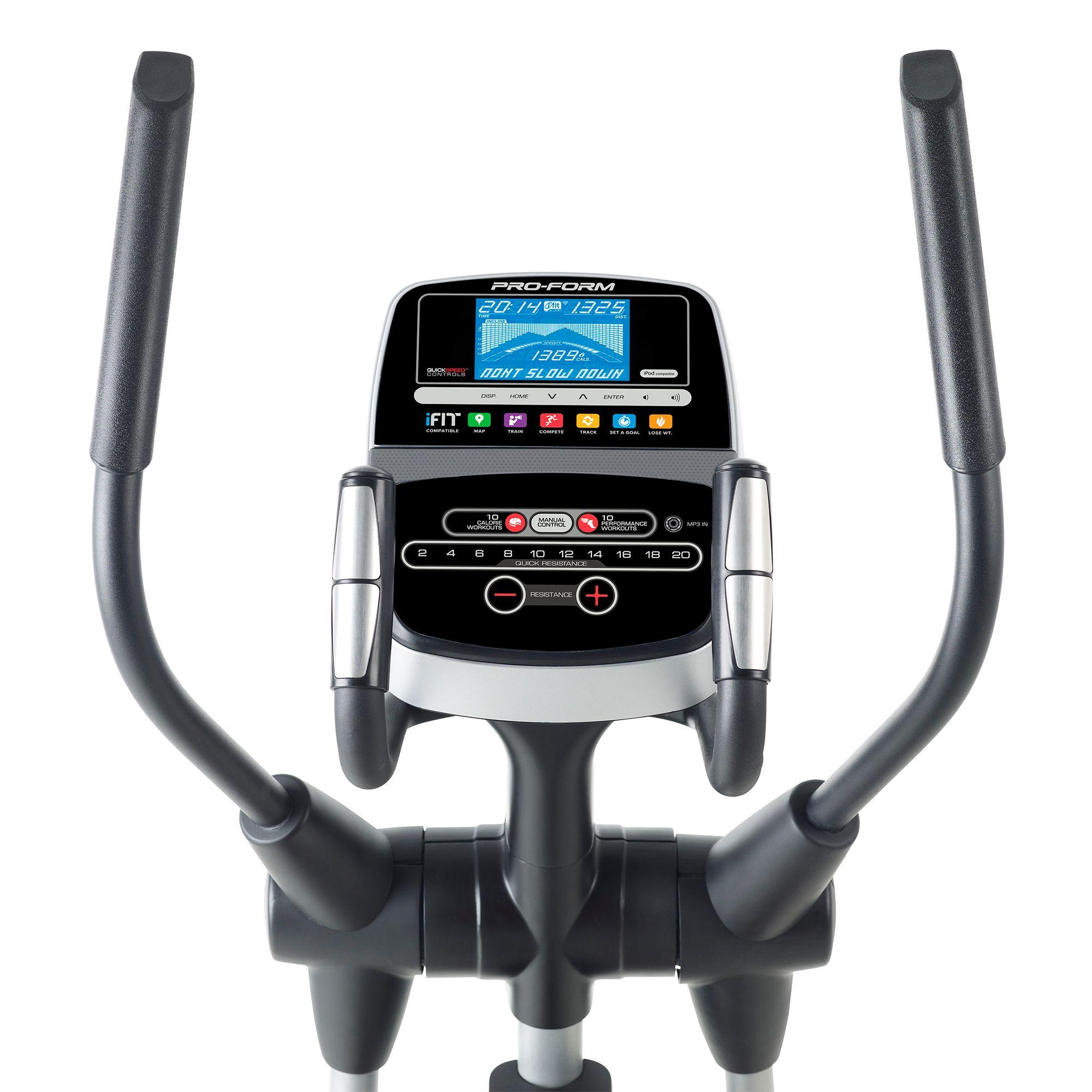 ProForm 900 ZLE Elliptical Cross Trainer