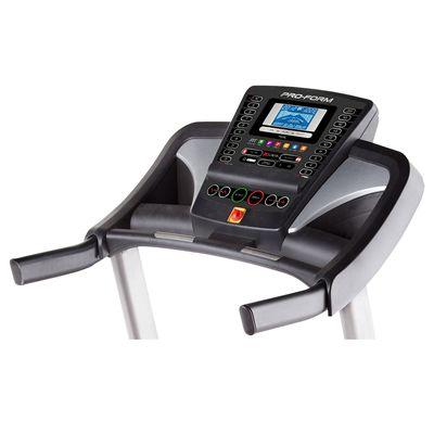 ProForm 910 ZLT Treadmill Console