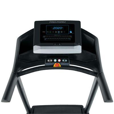 ProForm Carbon TL Treadmill - Console