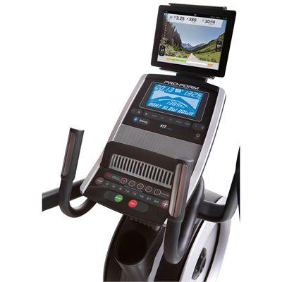 ProForm Cardio HIIT Elliptical Cross Trainer-Console