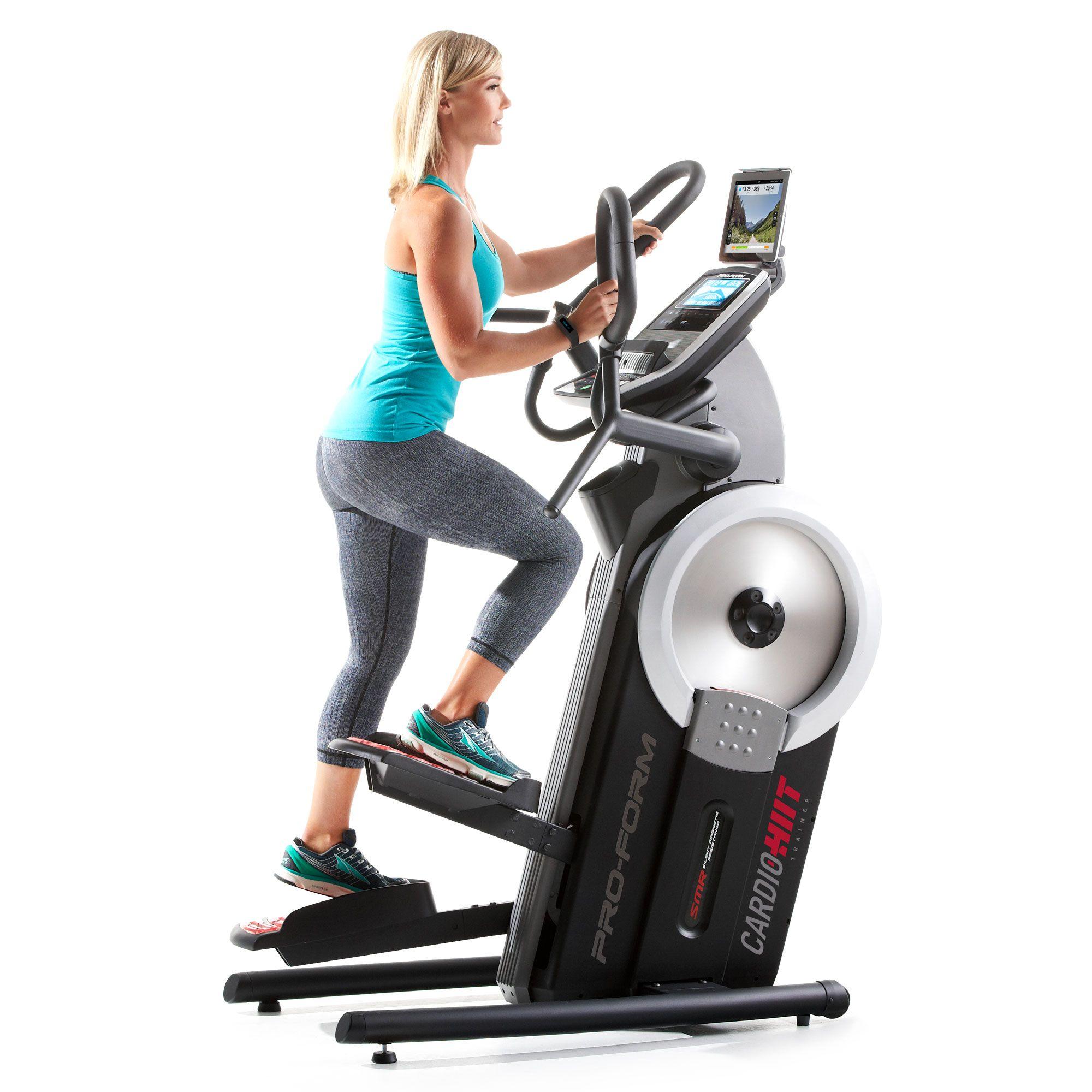 ProForm Cardio HIIT Elliptical Cross Trainer