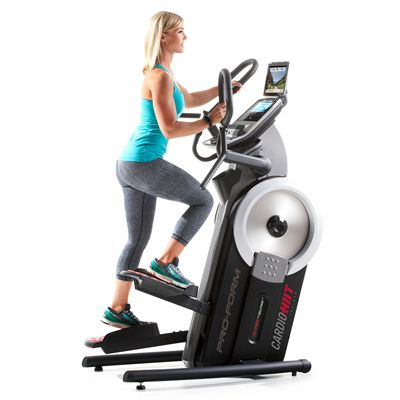 ProForm Cardio HIIT Elliptical Cross Trainer-In Use
