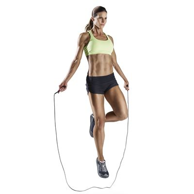 ProForm Deluxe Speed Jump Rope - In Use