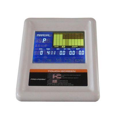 ProForm Elipse Touch 5.0 Elliptical Cross Trainer Console