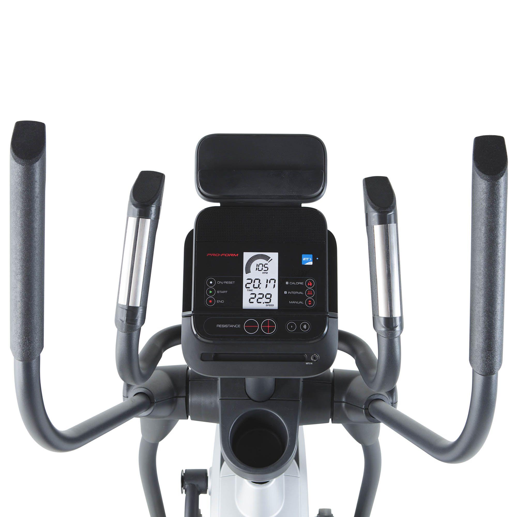 ProForm Endurance 420 E Elliptical Cross Trainer ...