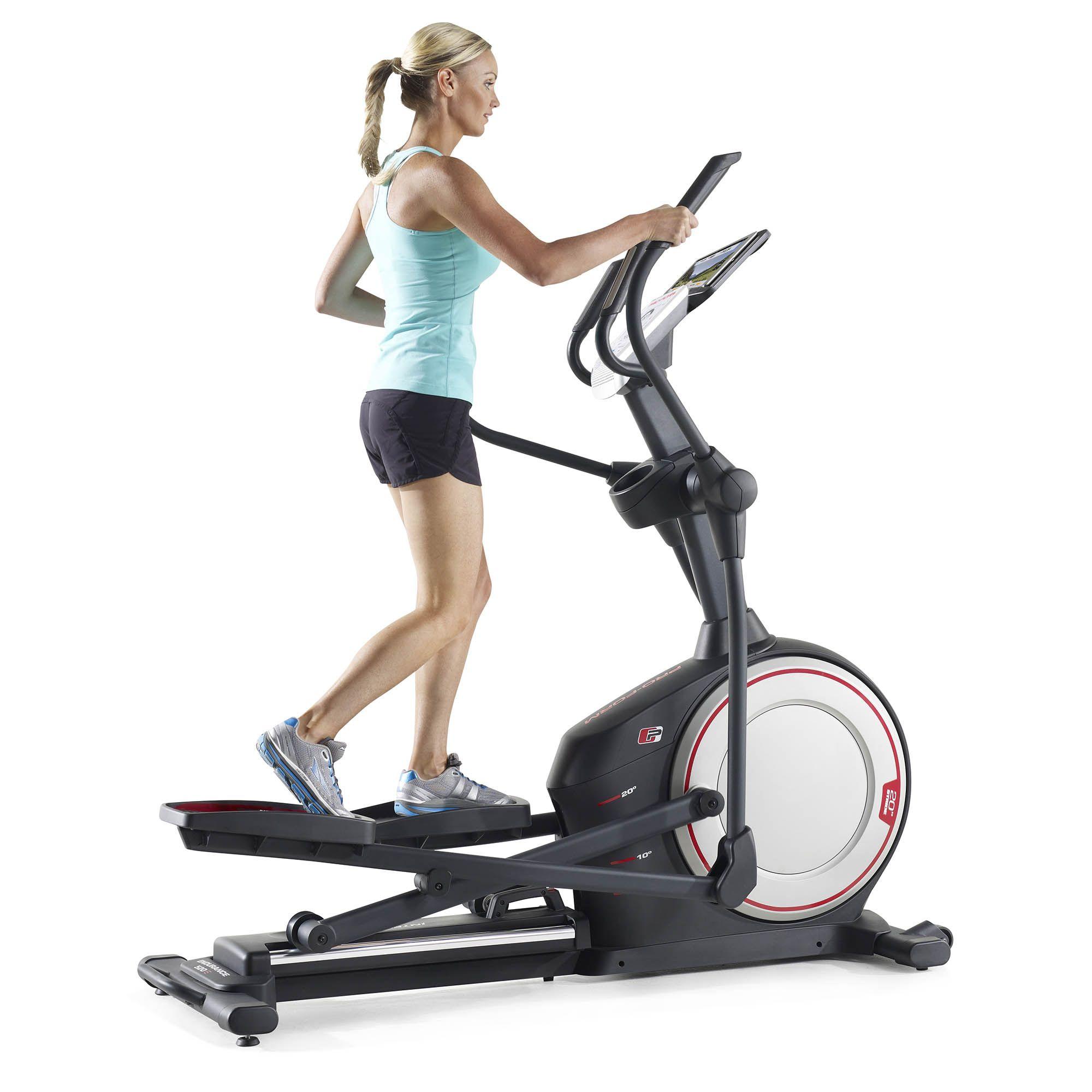 ProForm Endurance 420 E Elliptical Cross Trainer