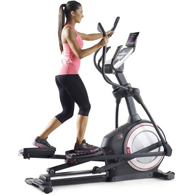 ProForm Endurance 720 E Elliptical Cross Trainer - In Use
