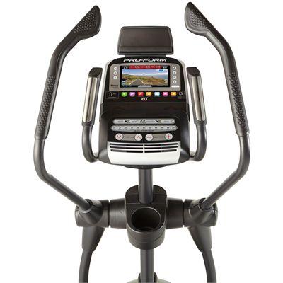 ProForm Endurance 920E Elliptical Cross Trainer-Console