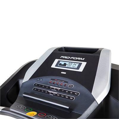 Proform Endurance M7 Treadmill - Console Angle View