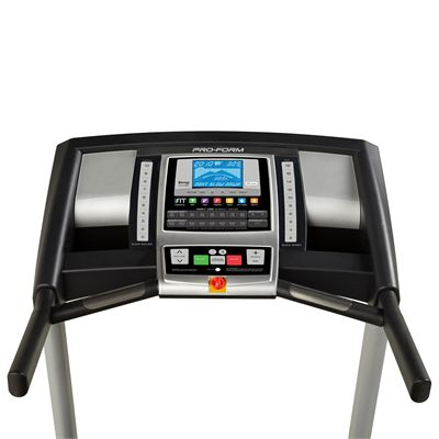 ProForm Endurance M8i Treadmill - Console