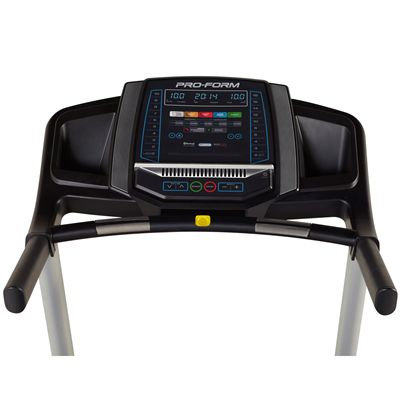 ProForm Endurance S7.5 Treadmill Console View