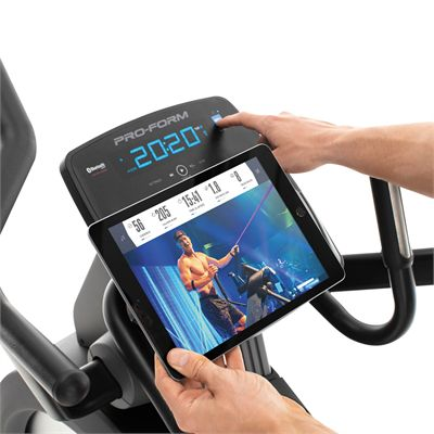 ProForm HIIT L6 Elliptical Cross Trainer - Tablet