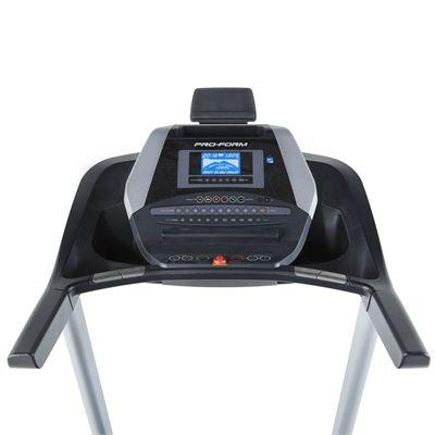 Proform 505 CST Treadmill - Console