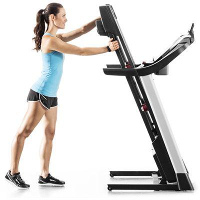 Proform 505 CST Treadmill - Folded