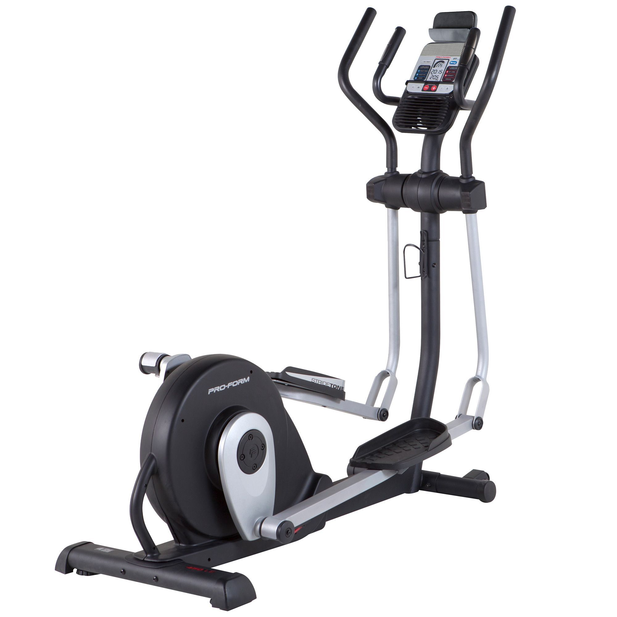 Horizon Elliptical Ce6 0: ProForm Home Fitness Set