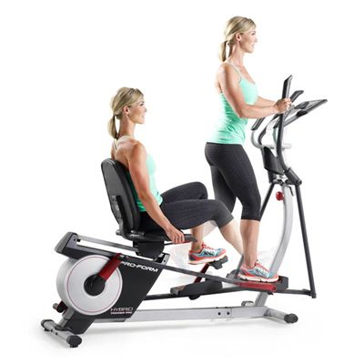 ProForm Hybrid Trainer Pro - In Use2
