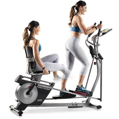 ProForm Hybrid Trainer XT - In Use