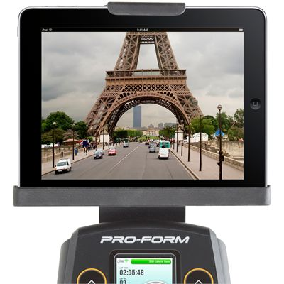 ProForm iPad Holder for Tour De France Indoor Cycle With iPad