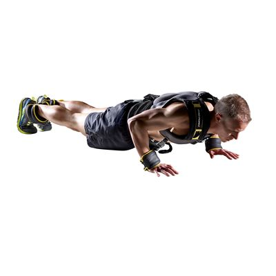 ProForm Max Adjustable Weighted Vest Set - In Use Image 1