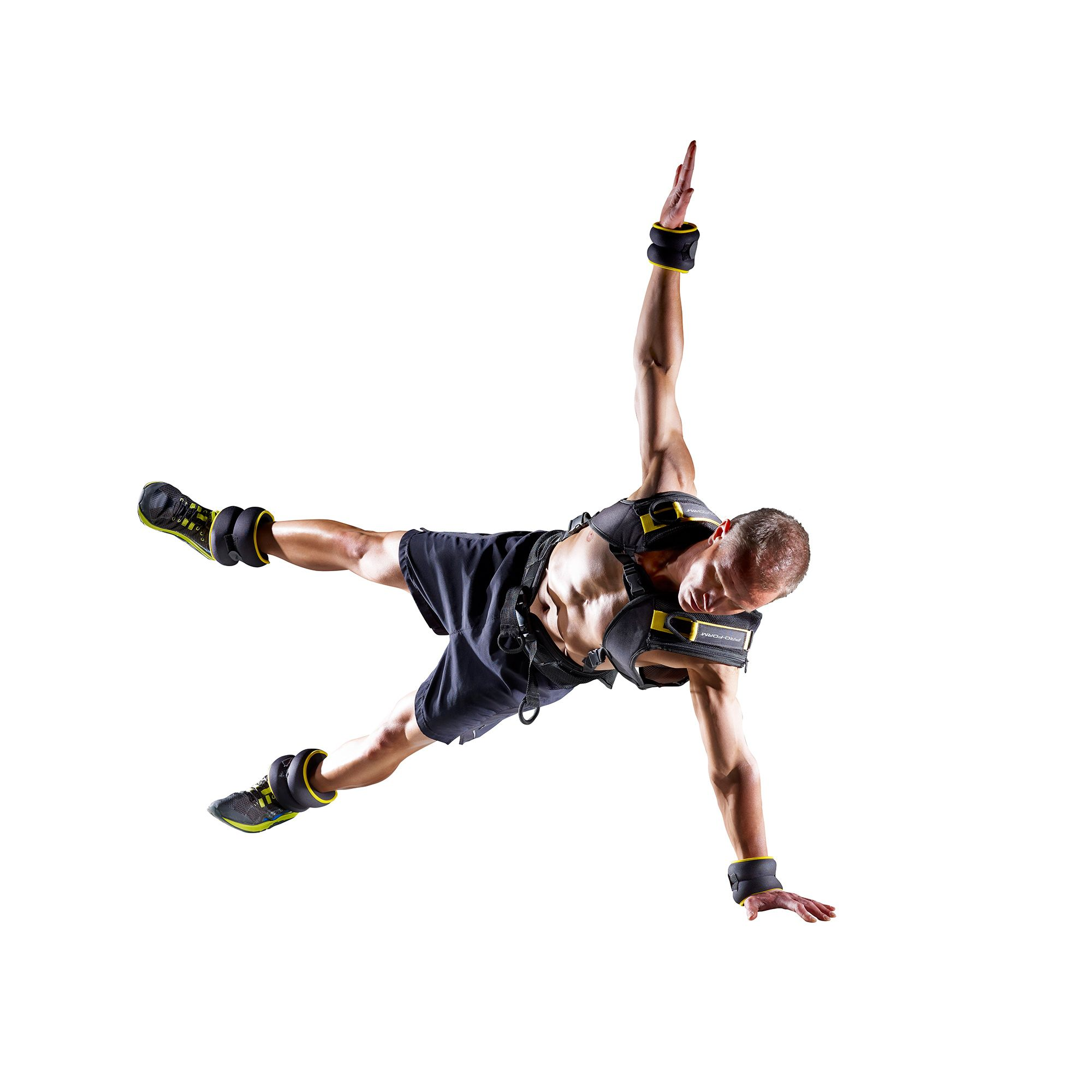 Proform Adjustable Weights Review: ProForm Max Adjustable Weighted Vest Set