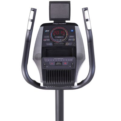 ProForm 225 CSX Exercise Bike - Console