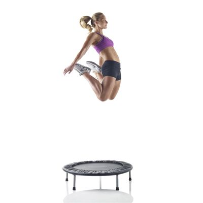 ProForm Mini Fitness Trampoline - In Use3