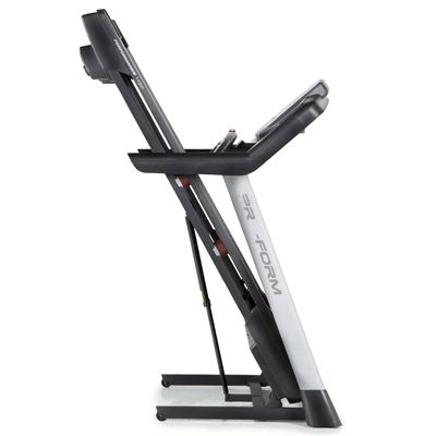 Proform Performance 1450 Treadmill - Folded