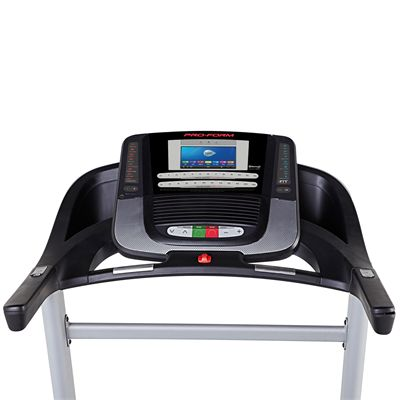 Proform Performance 1850 Treadmill-Console View